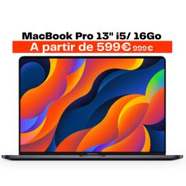 MacBook Pro pas cher - MacBook Pro reconditionné et occasion | TechPower.fr
